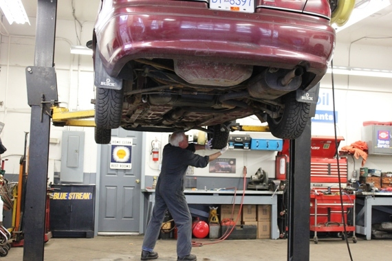 Kootenay auto repair from bumper to bumper